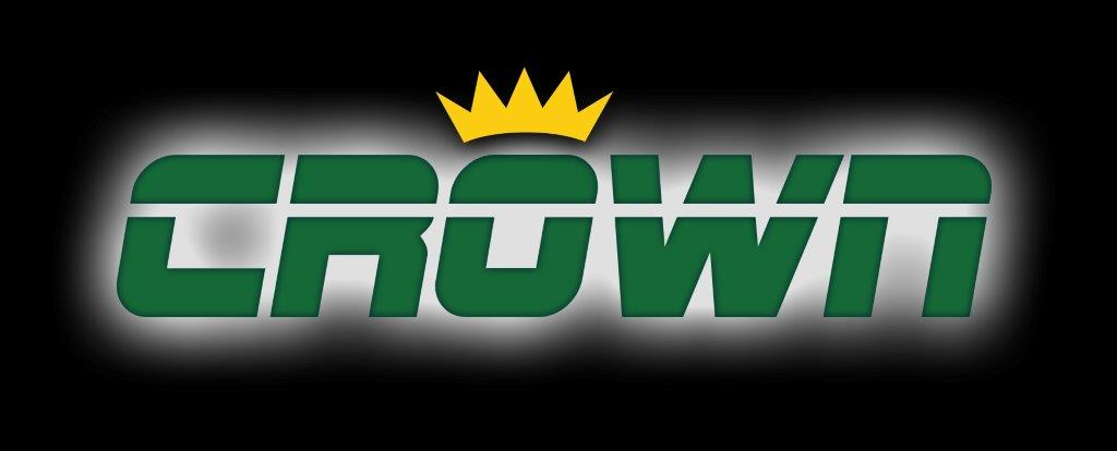 CROWN 160218 - LOGO - Green Generic - 12'' 300dpi
