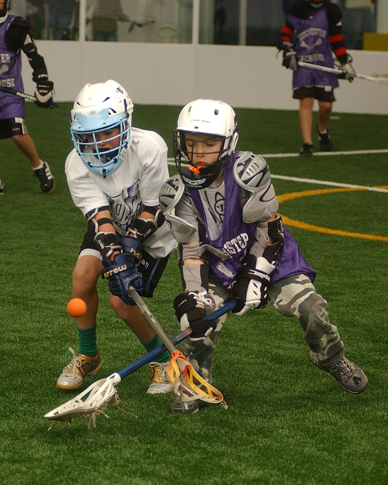 Crown Sports Youth Lacrosse pic