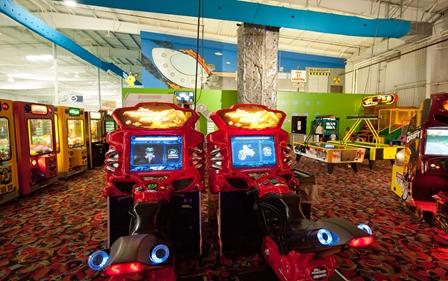 Crown Arcade