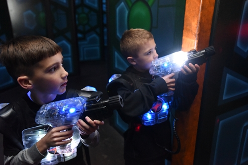 Laser Tag Crown Sports